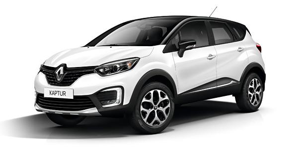 Ремонт Renault Kaptur