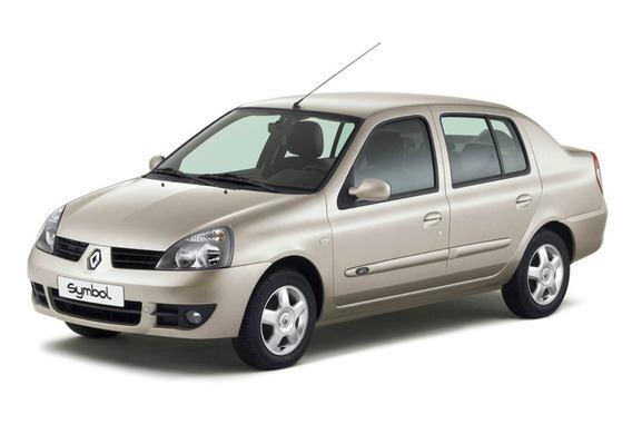Ремонт Renault Symbol